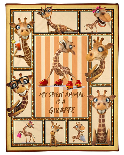 My Spirit Animal Is A Giraffe GS-NT0402HY