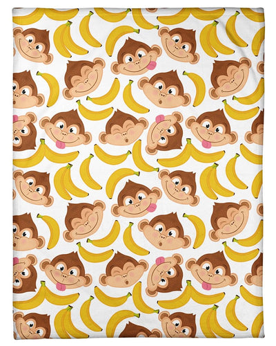 Monkeys Love Large Bananas CLA1110092F