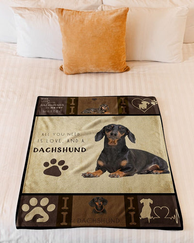 Need A Dachshund GS-CL-QD2810