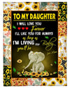 Daughter I'll Love You Forever GS-CL-DT1810
