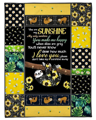 Sloth You Are My Sunshine GS-CL-DT1810