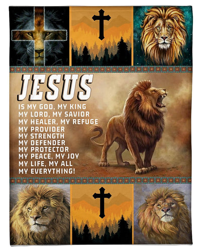 Lion Jesus GS-CL-DT1810