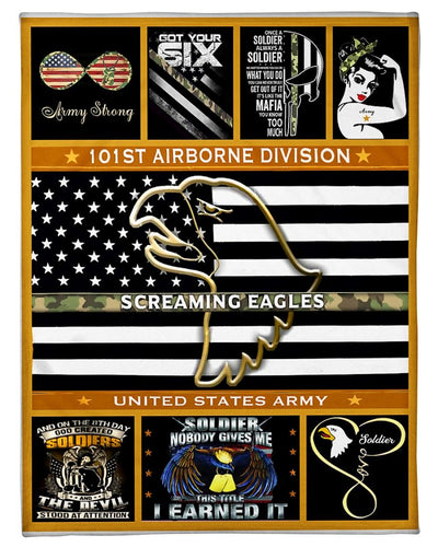 Airborne Division Screaming Eagles GS-CL-DT1810