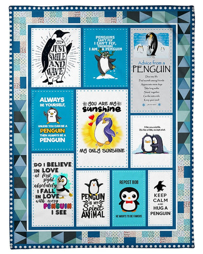 Penguin Is My Spirit Ani Amal GS-CL-ML2910