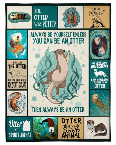 Otter Is My Spirit Animal GS-NT2602HY