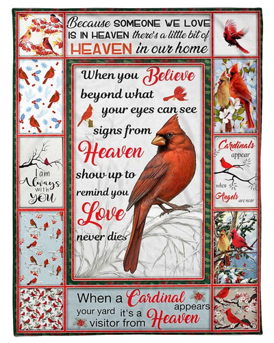 Cardinal Bird Angels Are Near GS-CL-LD1911