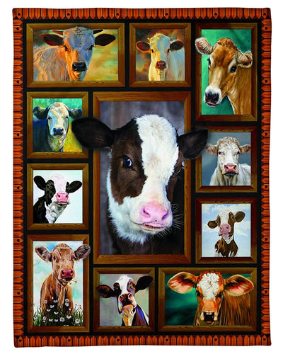 Cute Cows CL180916MDF
