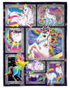 Unicorn Cute Unicorns GS-CL-LD2111