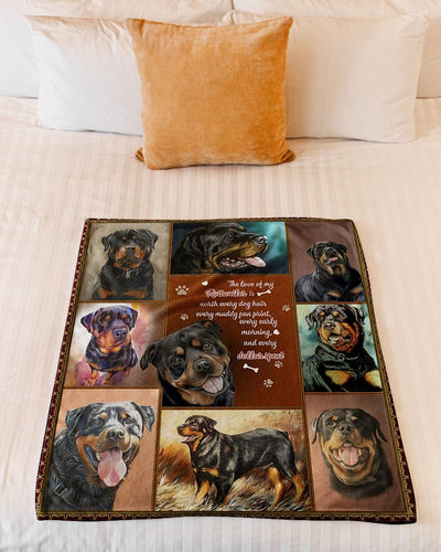 Love Of Rottweiler GS-CL-ML3010