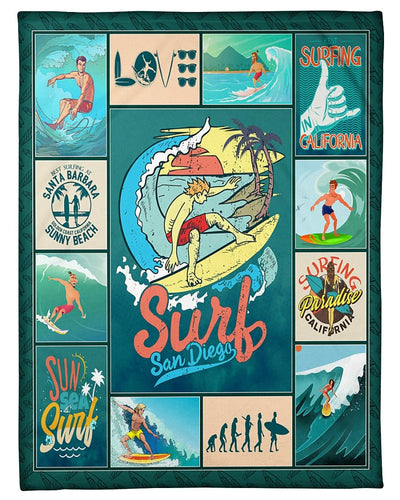 Surfing Surf San Diego GS-NT2502VB
