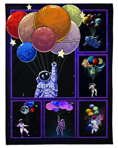 Astronaut And Balloons GS-NT1702NP
