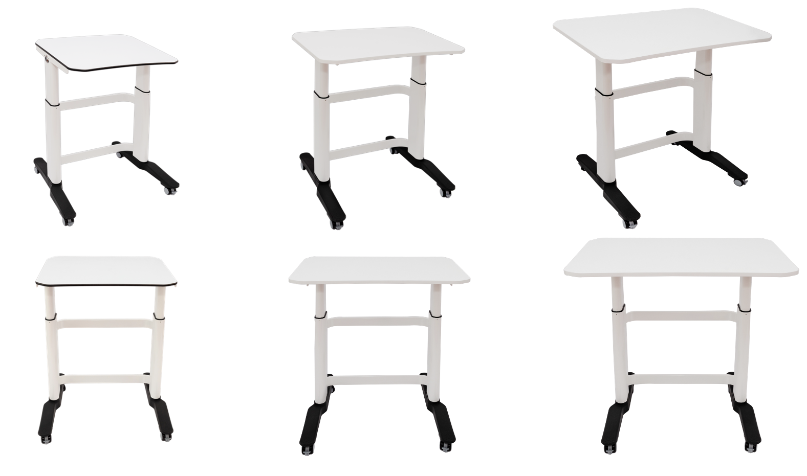 Amperstand Sit/Stand Desks