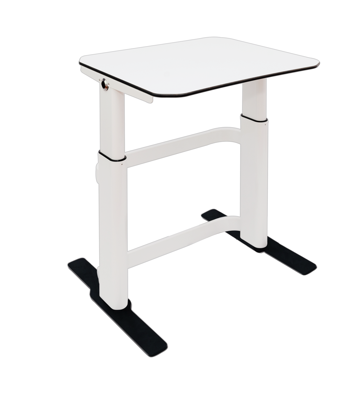 Amperstand-Small Desk-Non Writable-Steel Feet