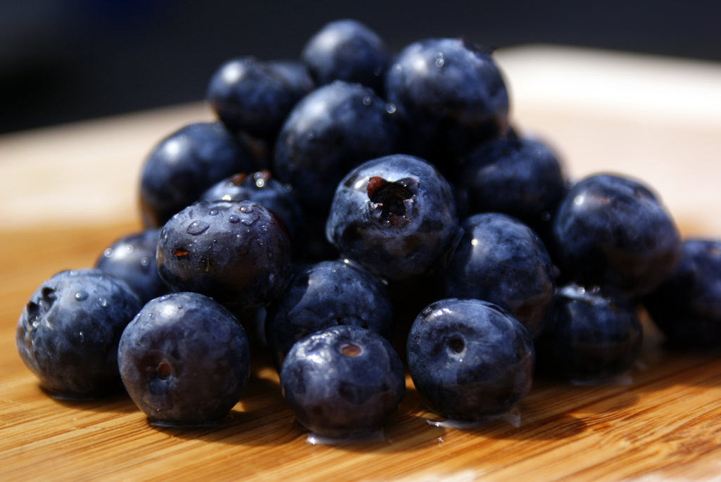 The Next Superfood You Should Try: Blueberries
