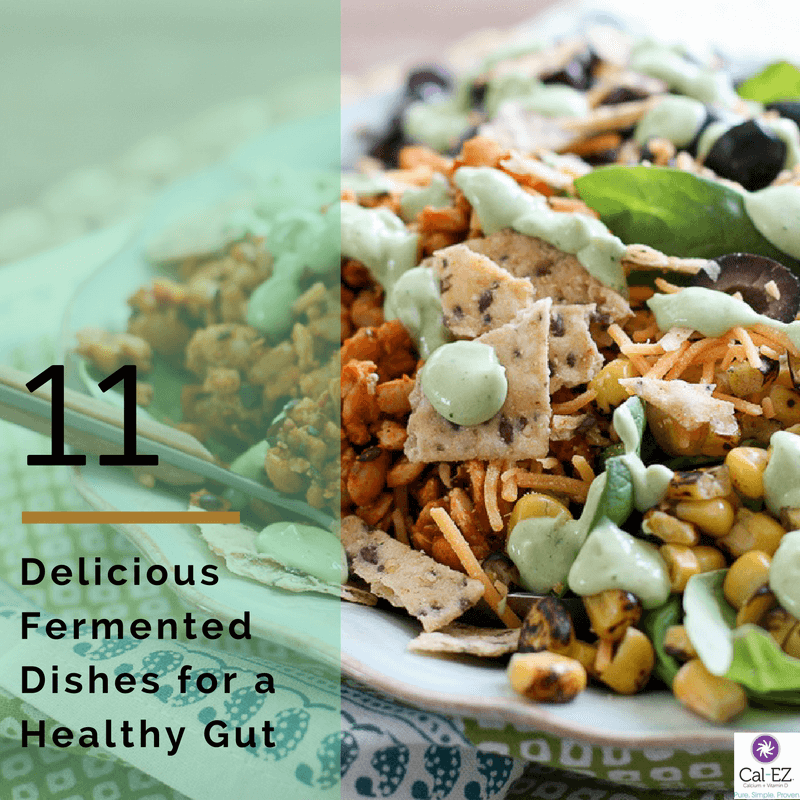 Fermented Foods: What Are They? Plus 11 Recipes