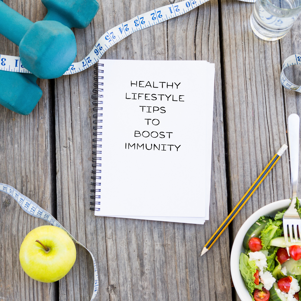 Healthy Lifestyle Tips to Boost Immunity