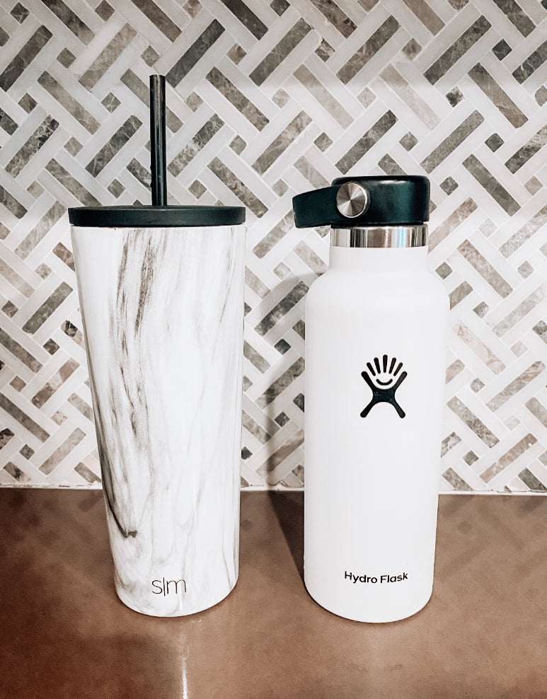Hydro Flask vs. Simple Modern Cup