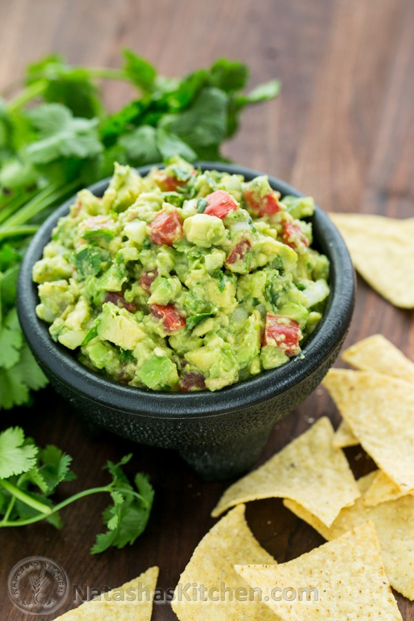 5 Recipes for National Guacamole Day