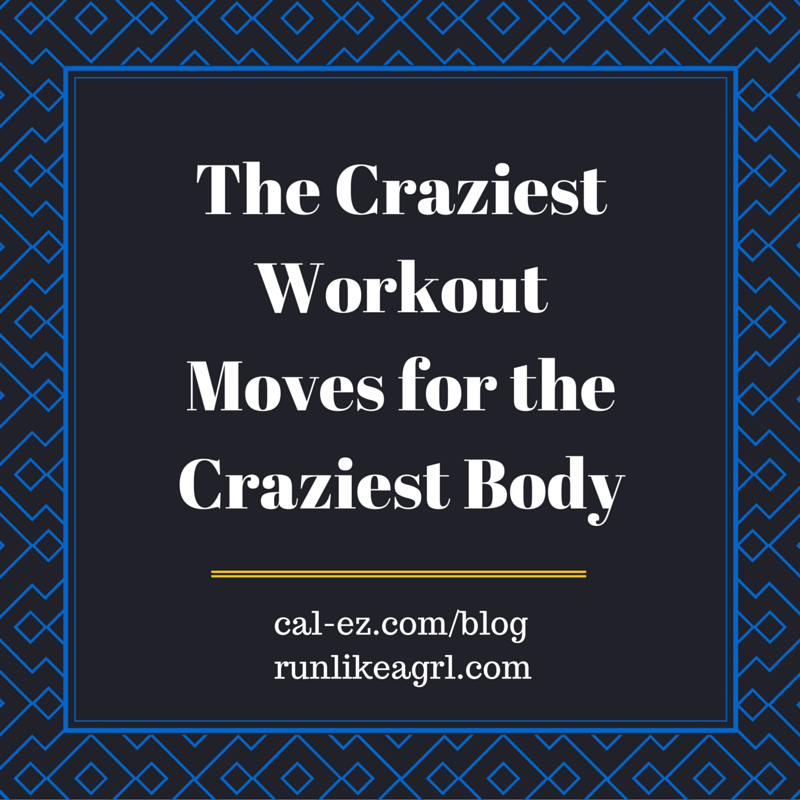 The Craziest Workout Moves for the Craziest Body