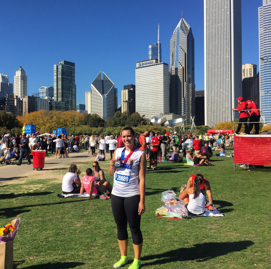 Lessons Learned from Running the Chicago Marathon