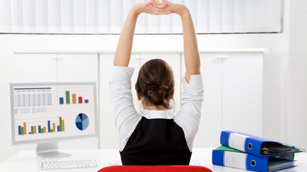 How to Keep Active When You Have a Desk Job