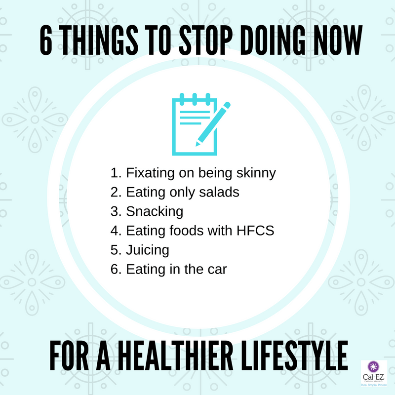 Hannah's 6 Things to Stop Post