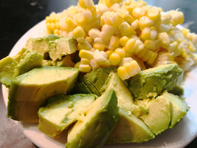 avocado-corn