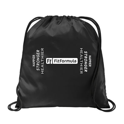 FitFormula Drawstring Bag