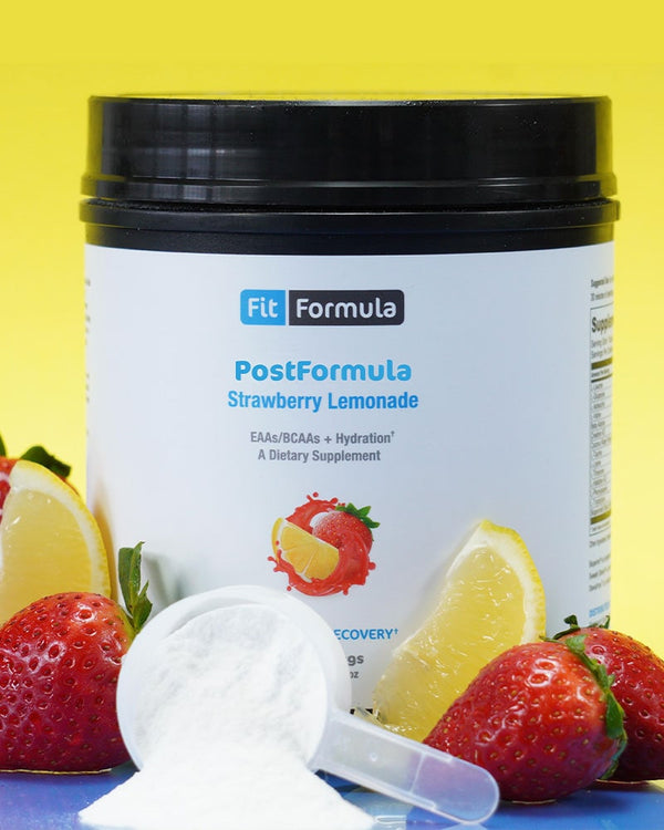 FitFormula PostFormula: Post Workout