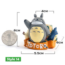 Load image into Gallery viewer, Totoro Mini resin plant flower pot decoration - 17 designs to choose from