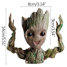 Load image into Gallery viewer, Baby Groot Plant Flower Pot