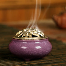 Load image into Gallery viewer, Ceramic Incense Burners