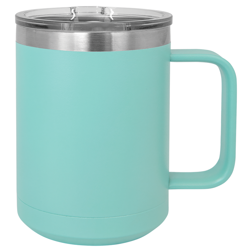 15oz Vacuum Insulated Mug