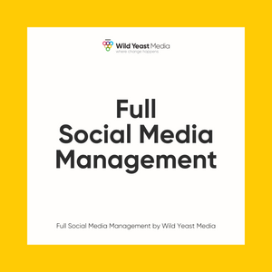 Full Social Media Management