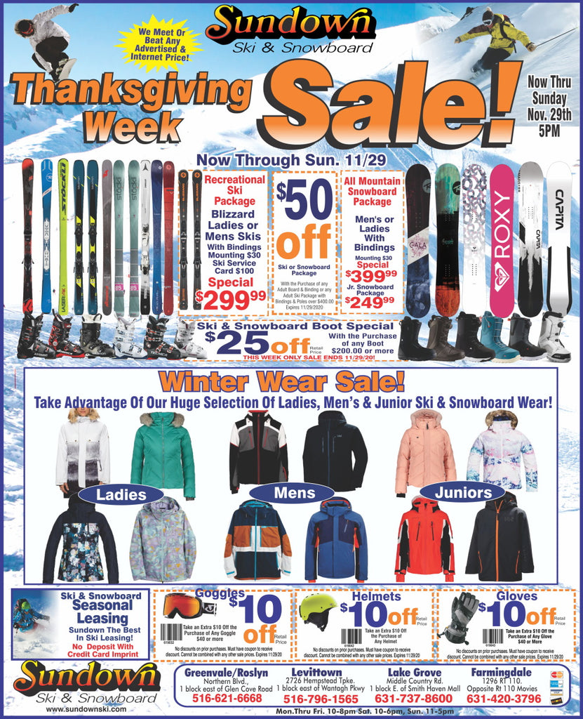 See our latest In-Store Ads