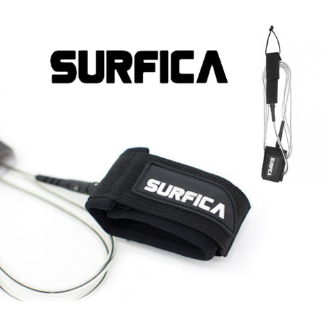 Surfica 7' Basic Surfboard Leash