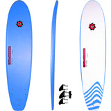 Ez-Slider 9' Liquid Shredder Foamie Surfboard