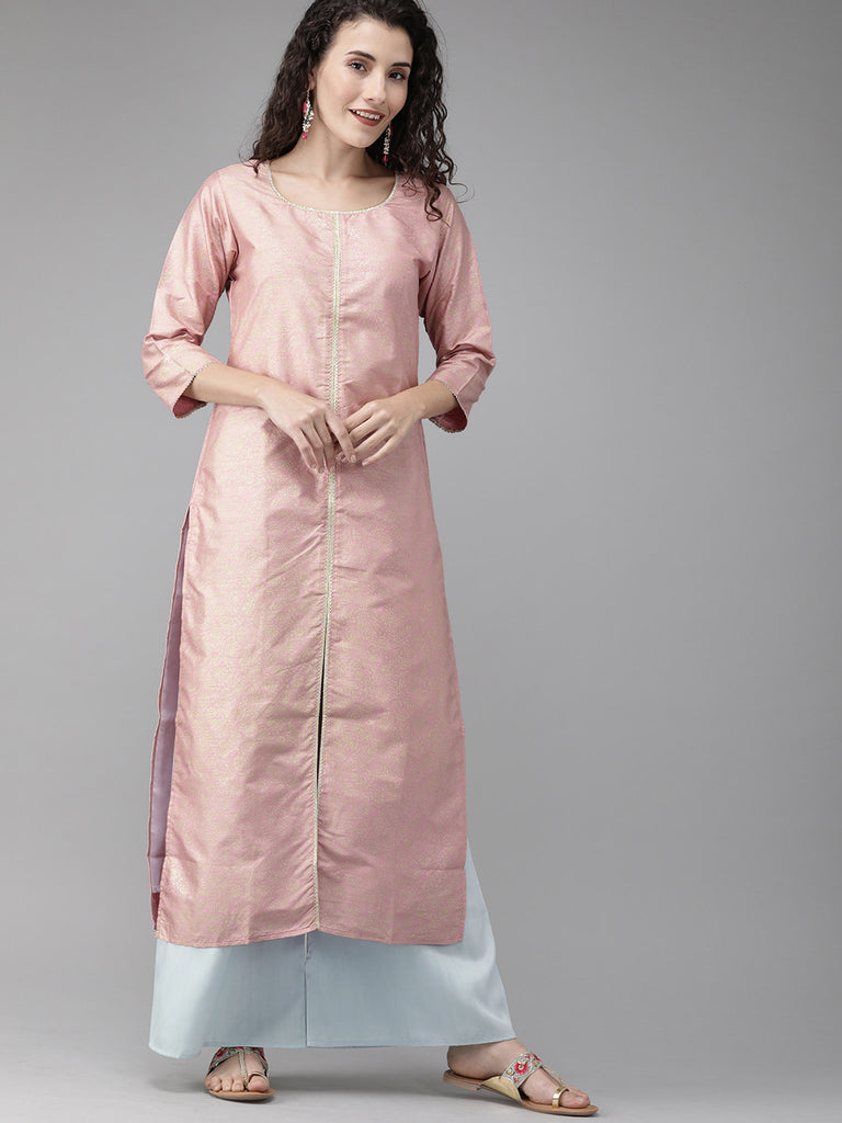 Women Kurta with Palazzo set from Ahalyaa