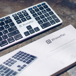 Multi Device Bluetooth Keyboard