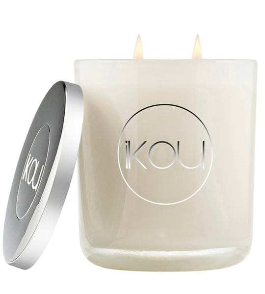 iKOU De-stress Eco Luxury Candle Large