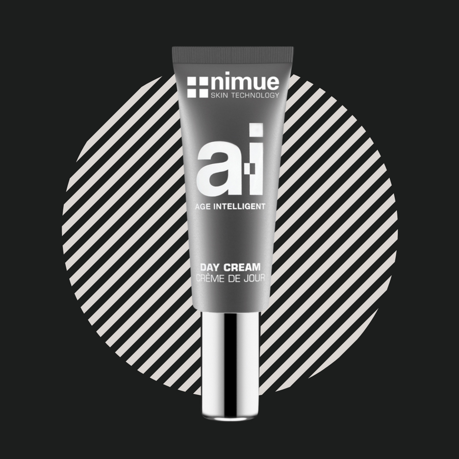 Nimue skin technology Ai day cream