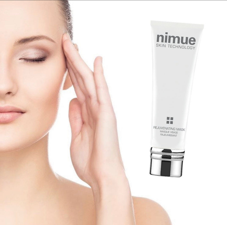 Nimue skin technology Rejuvenating mask