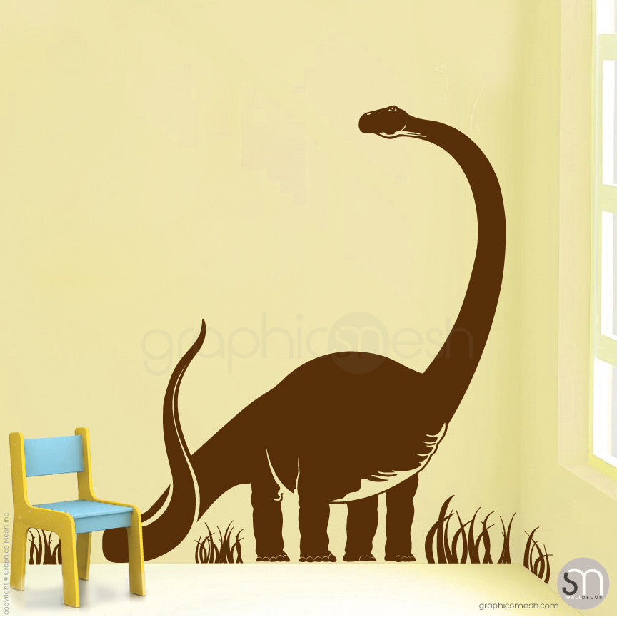 Brachiosaurus Brown