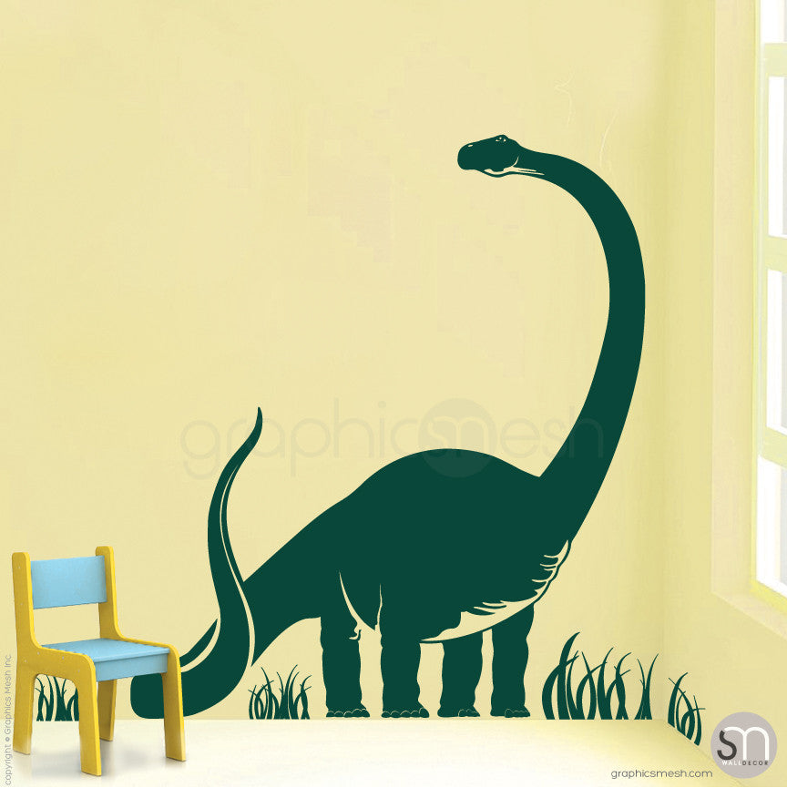 Brachiosaurus Dark Green