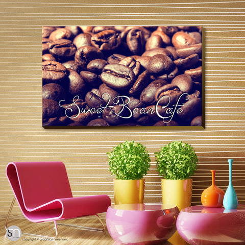 CUSTOM PRINTED CANVAS for business or office