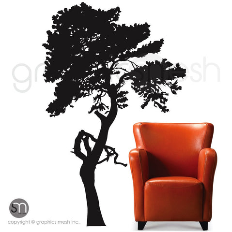 WALL DECALS / Trees & Branches