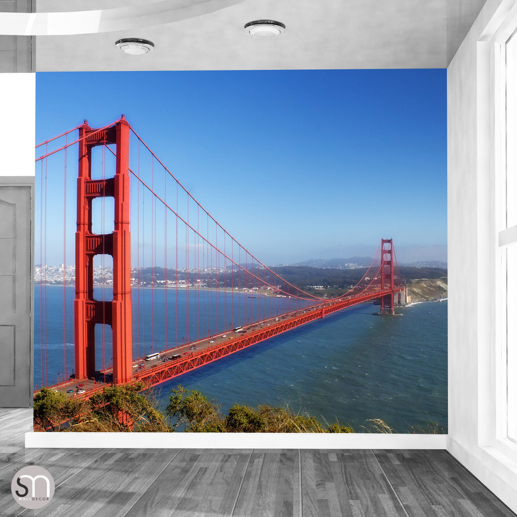GOLDEN GATE BRIDGE - Wall Mural