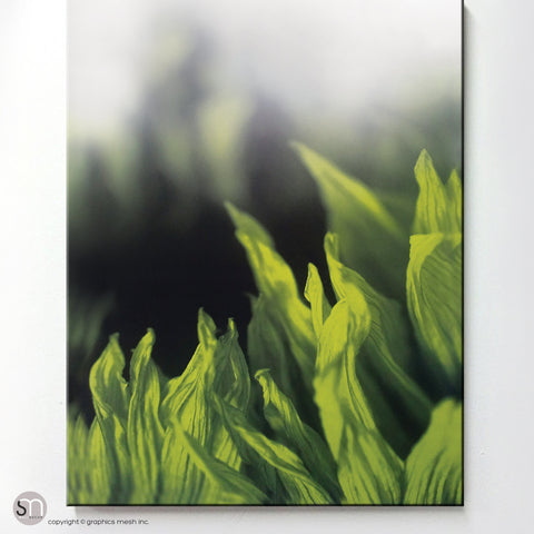 NEON GRASS - Wall Art