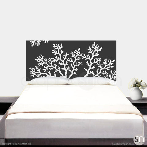 WALL DECALS / Headboards