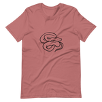 Colorful Snake Unisex T-Shirts
